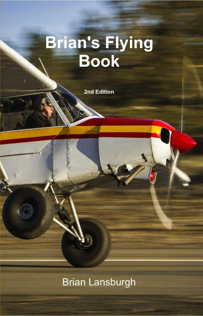 Brian's Flying Book v2 front cover