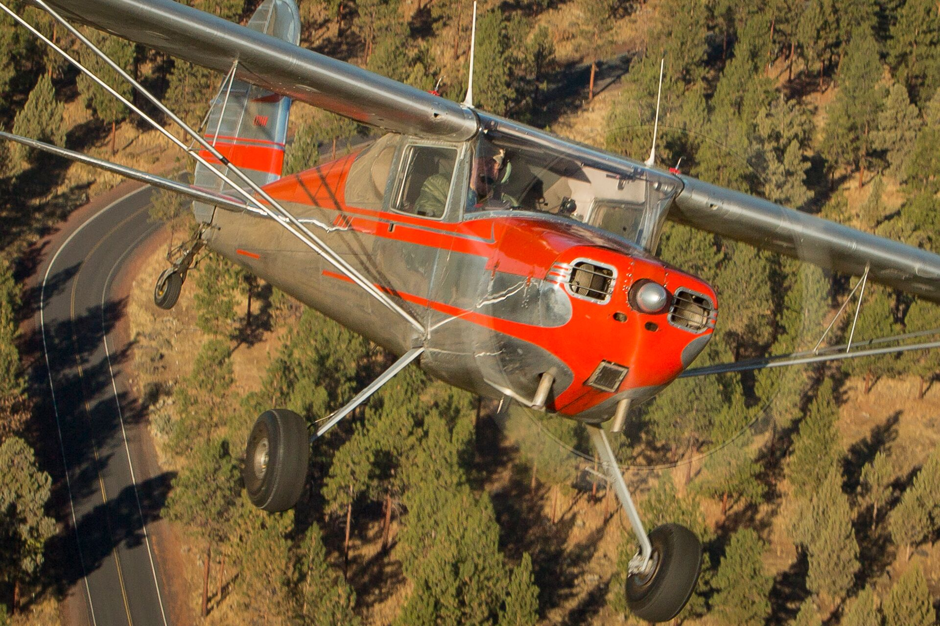 Tailwheel Flight Instruction - TailWheelersJournal com